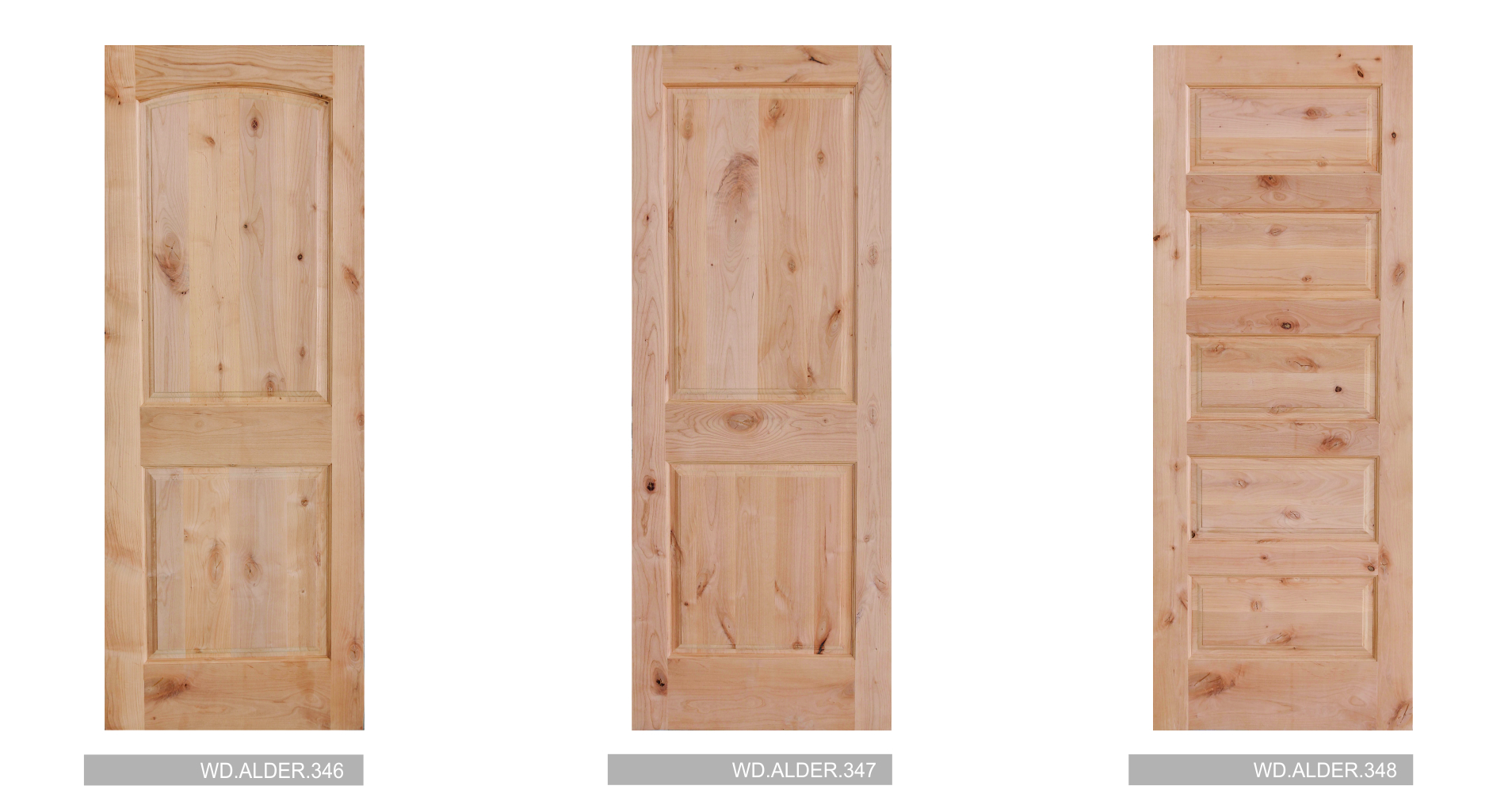Knotty alder doors wooddoors for Knotty alder wood doors